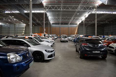 south africas biggest car showroom