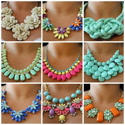 where to buy cheap for jewelry where to buy statement necklaces on the cheap wink for