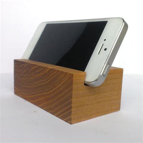 iphone desk stand oak wood iphone smart phone desk stand holder iphone wood