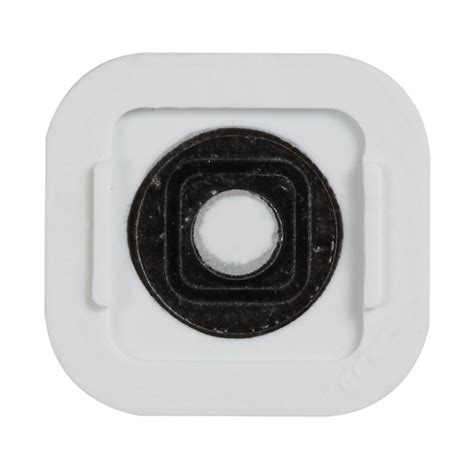 brand new white menu home button for apple ipod touch 5