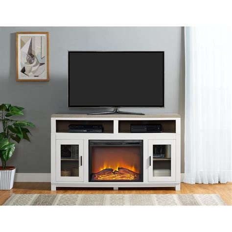 1000 ideas about electric fireplace tv stand on