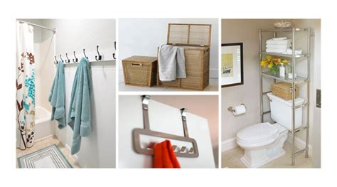 4 easy ways to add space to your small apartment bathroom