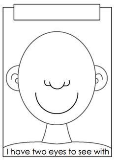 preschool eye coloring page craft activity for littlest ones glue eyes on the blind