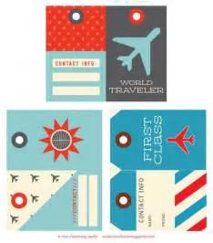 printable luggage tag template that cake free printable luggage tags
