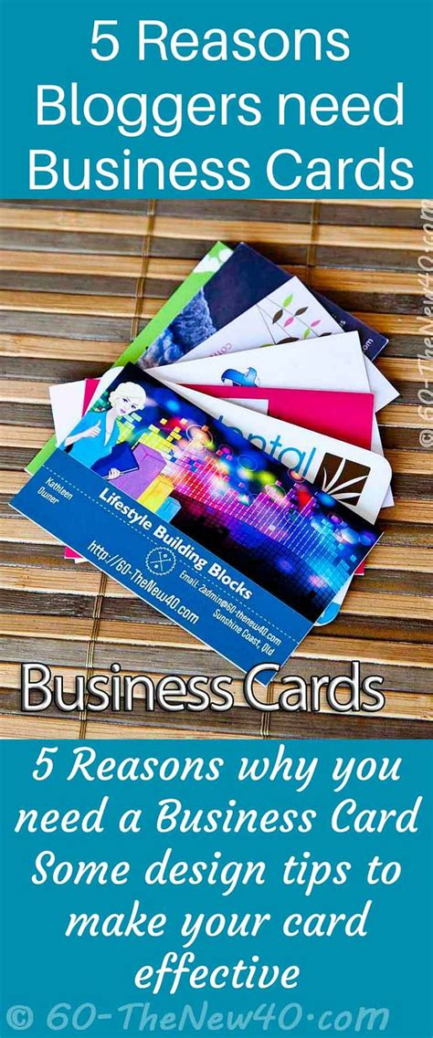 Why You Need A Business Card