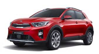 Kia Suv Models Kia Motors Introduces Stonic Subcompact Suv