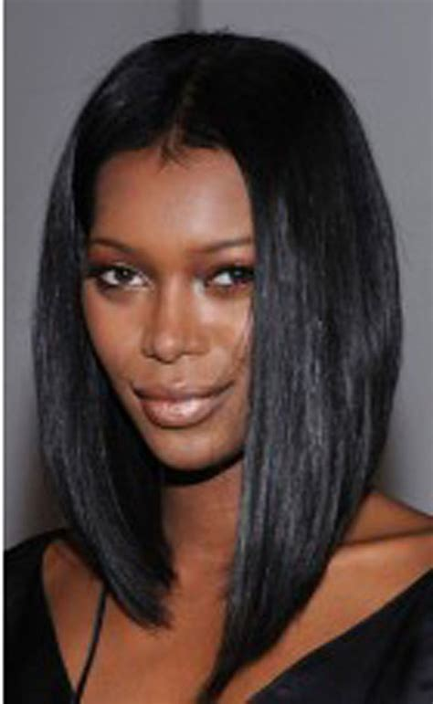 long bobs with weave long bob black hairstyles fade haircut