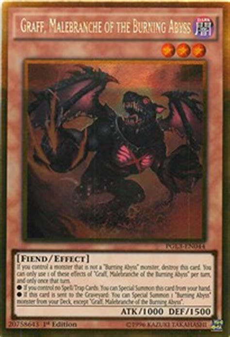 Barbar Malebranche Of The Burning Abyss scarm malebranche of the burning abyss yugioh card
