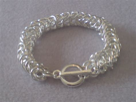 what is a jump ring in jewelry silver plain jump ring bracelet mellys jewelry box
