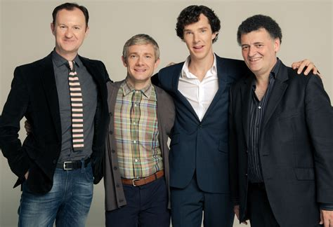 Benedict Cumberbatch And Sherlock Creators On Season 4 Cast Of The With The