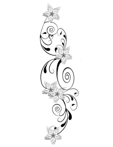 tattoo designer online kostenlos 220 ber 1 000 ideen zu blumenranken tattoo auf pinterest