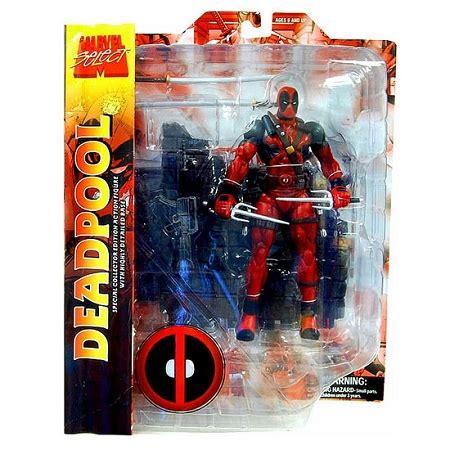New Original Marvel Select Deadpool marvel select deadpool figure