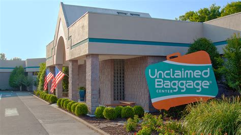United Baggage Lost by Lost Luggage Store Unclaimed Baggage Alabama About