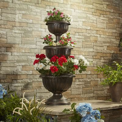 three tier chelsea planter daily express