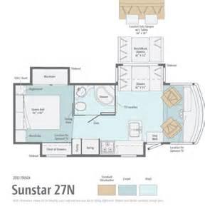itasca rv floor plans itasca motorhomes 2013 sunstar