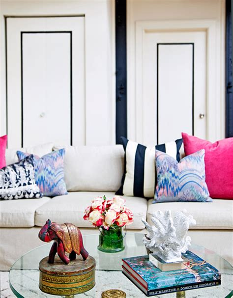 how to style a coffee table how to style round coffee tables