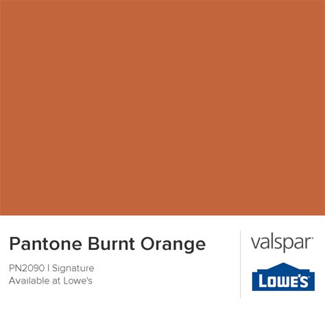 what colors go with burnt orange pantone burnt orange from valspar renovations