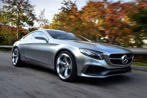 Mercedes S Class Coupe Concept First Ride Auto Express