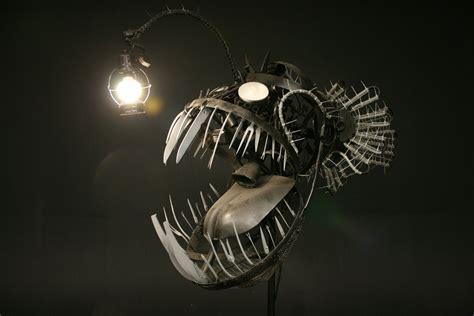 fish lights a set of extraordinary lights architecture design