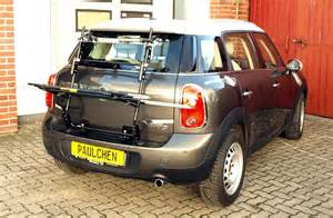 Bike Carrier For Mini Cooper Mini Mini Cooper S D Countryman Bike Rack