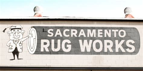 Sacramento Rug Works by Our History Sacramento Rug Works