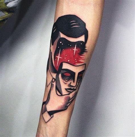blackwork tattoo designs simple blackwork ideas of at sleeve