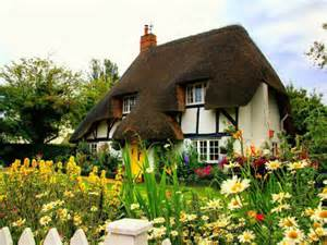 Cottege Nice Thatch Roof Pics