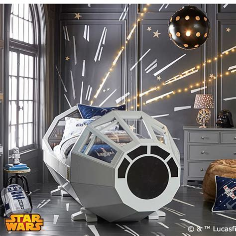this star wars room is every boy s dream complete with best star wars stuff 11 cool star wars items and decor
