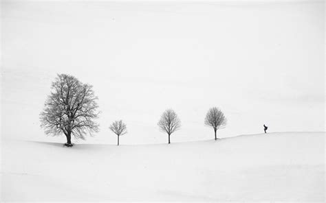 White Photographer when less is really more minimalism in photography
