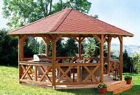 Rund Pavillon Holz by Gartenpavillon Holz Rund Bestseller Shop