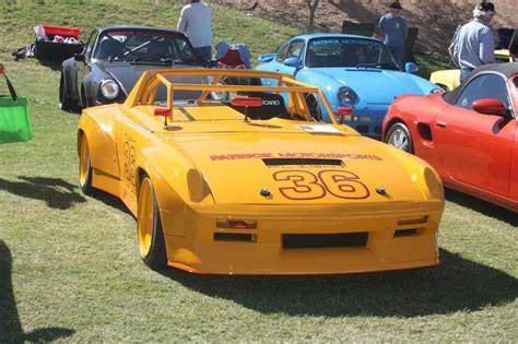 porsche 914 race porsche 914 6 race car with a 3 6 l flat six engine swap