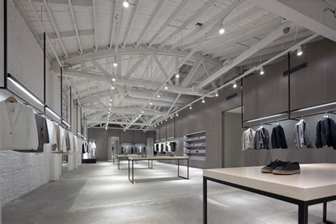 Global Retail Interiors by Lsn News Zone Out Retail Interior Based On Planning