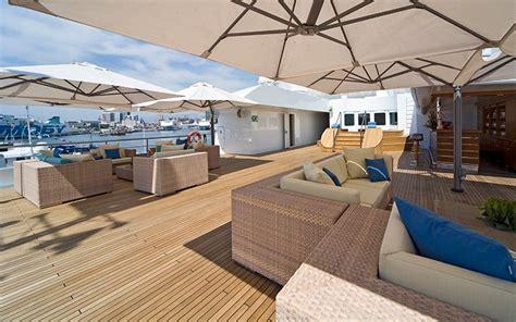 veranda yacht año nuevo parasol d 233 port 233 professionel pour terrasse et jardin solero 174