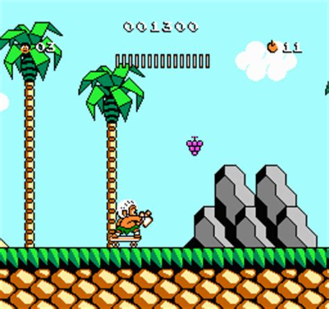 emuparadise adventure games hudson s adventure island iii usa rom
