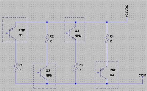 pull up resistor npn to pnp pull resistor plc 28 images pull up resistor motion tips faq what are encoder pull up