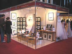 Wedding Album Stand by Wedding Fayres On Exhibition Stands Wedding