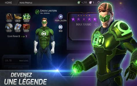 Android Zone by Test Du Jeu Dc Legends Sur Android Android Zone