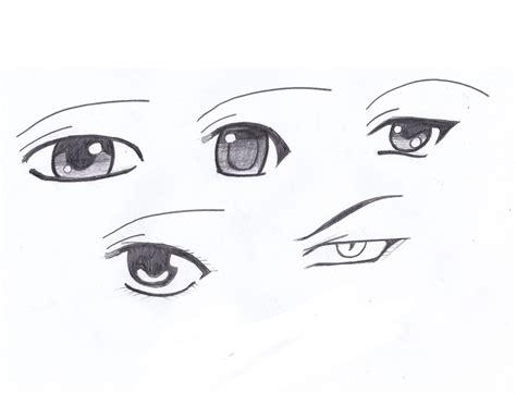 imagenes ojos anime dibujar ojos anime estilo manga principiantes youtube
