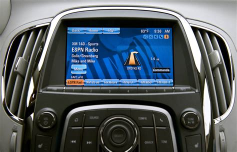 software update for buick intellilink autos post