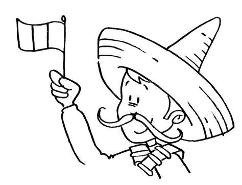 imagenes para colorear de la revolucion mexicana gratis pinto dibujos revolucionario para desfile de la revoluci 243 n