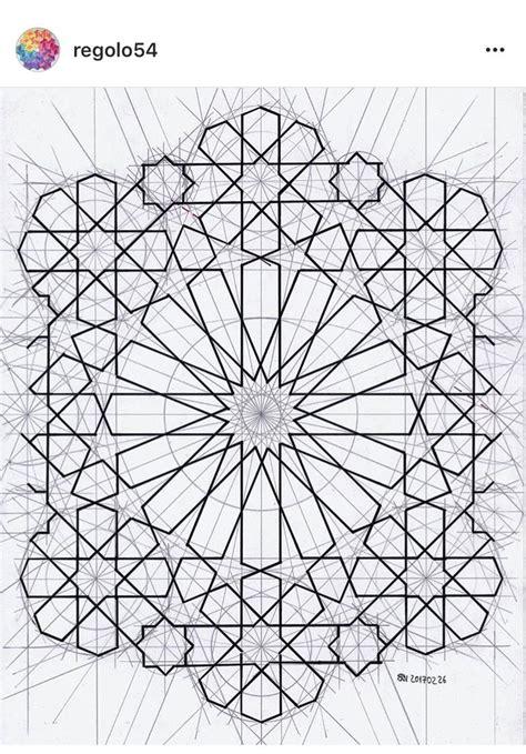 pattern design art 479 best الهندسة الإسلامية islamic geometry images on