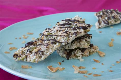 Sugar Nut coconut crunch bark low sugar nut free sweetly rawsweetly