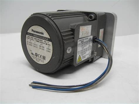 panasonic induction motor panasonic m8rx25g4gga single phase induction motor other electric motors