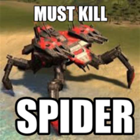 Killing Spiders Meme - memes com skull crusher user uploads