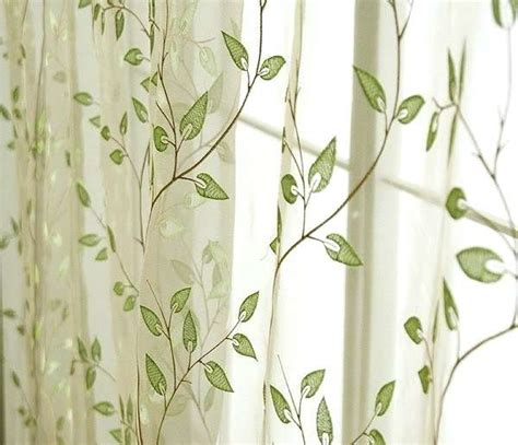 Green And White Patterned Curtains Inspiration Green And White Patterned Curtains Inspiration Panel Curtains Olive Green Sheer Curtain Panels