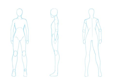 character design template anime character design template www pixshark