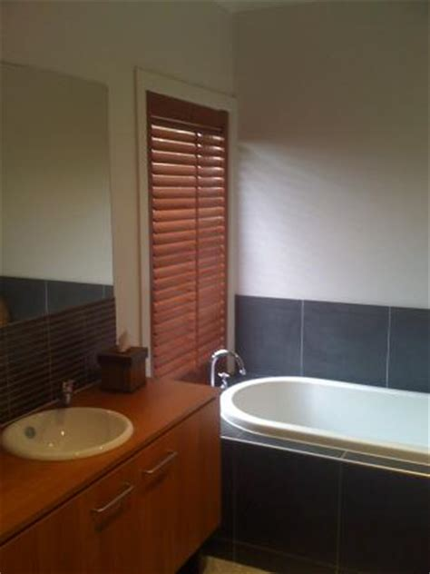 shutters in bathroom plantation shutters in bathroom photo into blinds melbourne vic