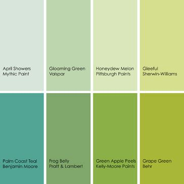 warm green paint colors light or bright cool or warm there are so many looking greens to choose from paint