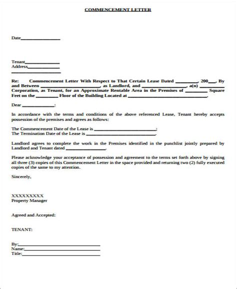 Lease Termination Letter Due To Transfer Lease Transfer Letter Template 6 Free Word Pdf Format Free Premium Templates