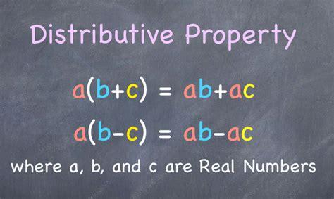distributive property definition mathmedia